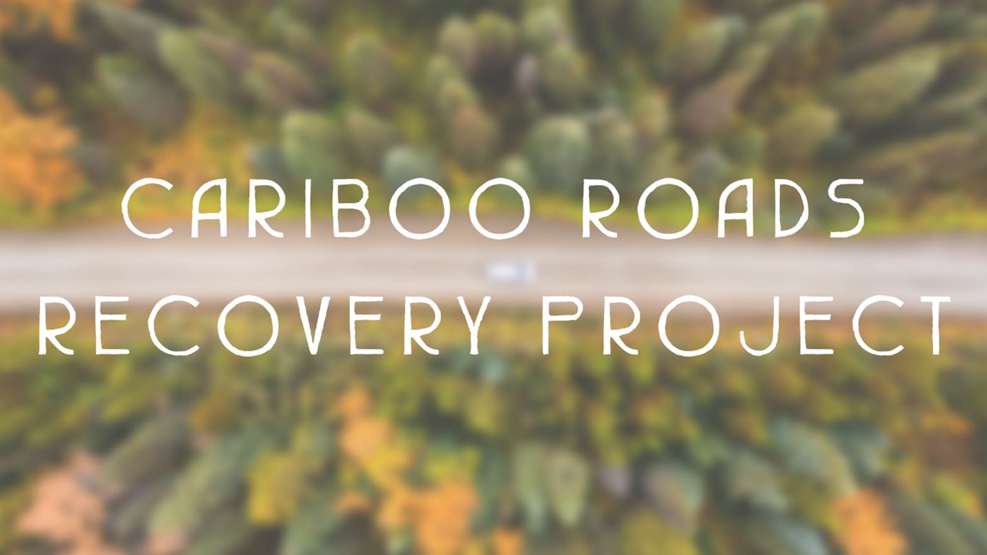 Cariboo Roads Recovery Project